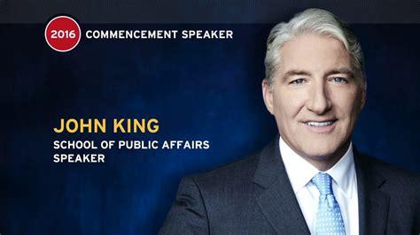 Speaker King Max spa commencement speaker king