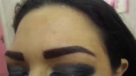eyebrows tattoo egypt tattoo eyebrows from soleen center egypt تاتو الحواجب من