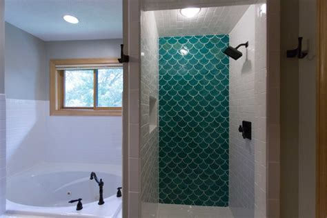 fish tiles bathroom moroccan fish scale tile bathroom trends construction2style
