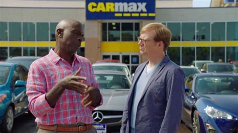 actor in carmax commercial carmax tv commercial all the cars featuring andy daly