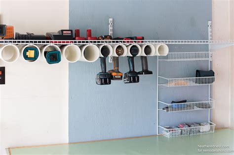 arrange a room tool remodelaholic quick and easy diy power tool organizer