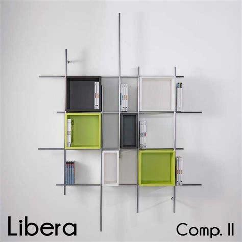 librerie metallo libreria da parete in metallo libera con