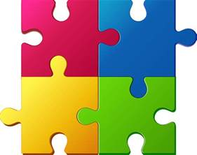 puzzle people clipart clipart suggest