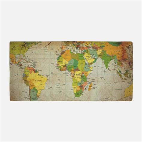world bathroom accessories world map bathroom accessories decor cafepress
