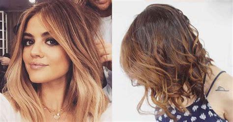 que color de pelo se usara ste otoo invierno 2016 tendencia de pelo corte de pelo chica cortes de pelo