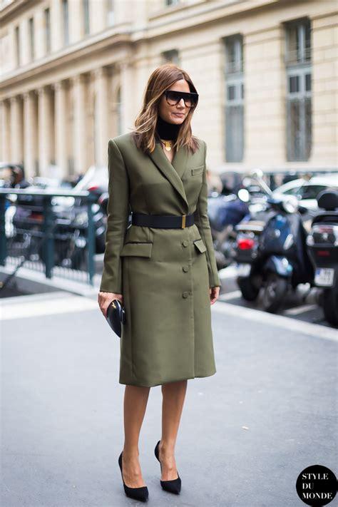 Jaket Wanita Parka Burberry come abbinare il verde militare idee look verde militare