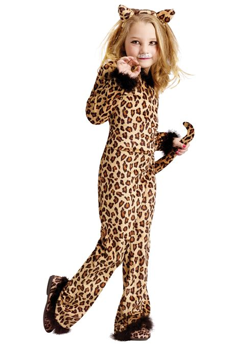 jaguar costume child pretty leopard costume