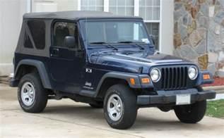 Jeep Wrangler 1 1997 Jeep Wrangler Image 5