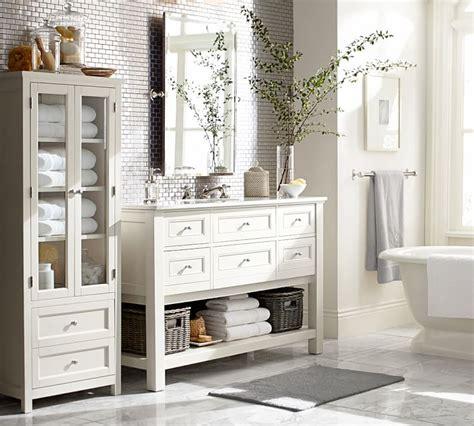 pottery barn bathroom ideas create a guest bathroom stylechicago