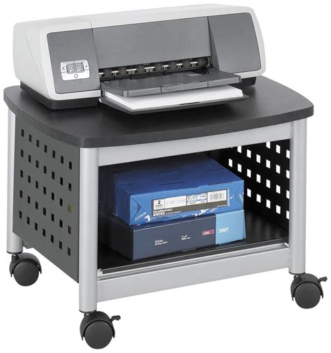 Maximize The Use Of Your Office Space With Printer Stand Office Furniture Printer Stand