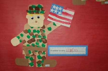 veterans day crafts for veteran s day craft for squarehead teachers