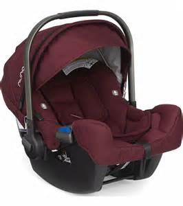 Car Seat Cover For Nuna Pipa Nuna Pipa Infant Car Seat Berry