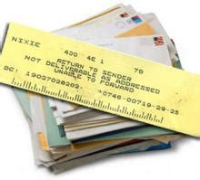 How Does The Post Office Forward Mail by Undeliverable Mail Usps Office Of Inspector General