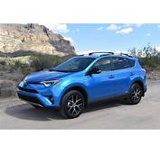 2017 Toyota RAV4 SE Hybrid Review Is Fuel Efficiency Enough