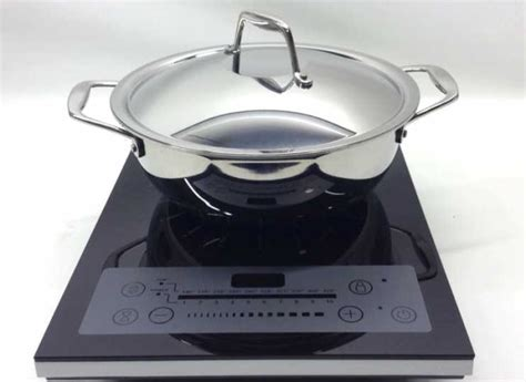 Cooktop Tramontina Tramontina 3pc Induction Cooking System