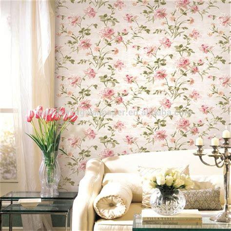 desain kamar floral gambar wallpaper bunga dinding gudang wallpaper