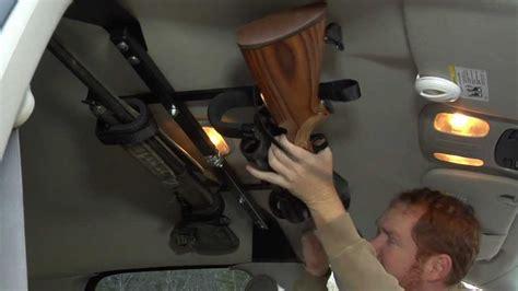 Overhead Gun Racks For Trucks by Center Lok Overhead Gun Rack For Trucks