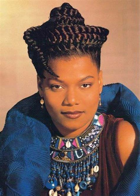 Latifah Hairstyles by 18 Latifah Hairstyles Haircuts Ideas To Try