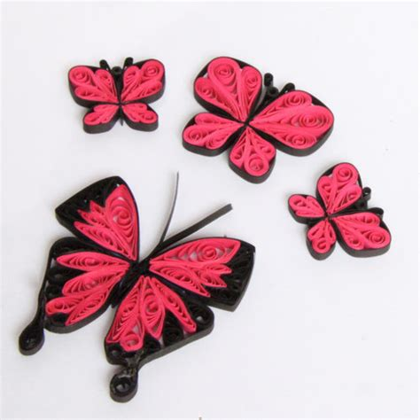 tutorial quilling butterfly tutorial for paper quilled butterfly earrings and pendants pdf