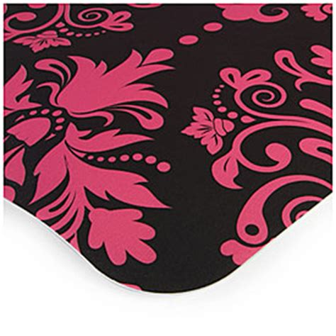 pink chair mat view style it pink damask chair mat deals at big lots