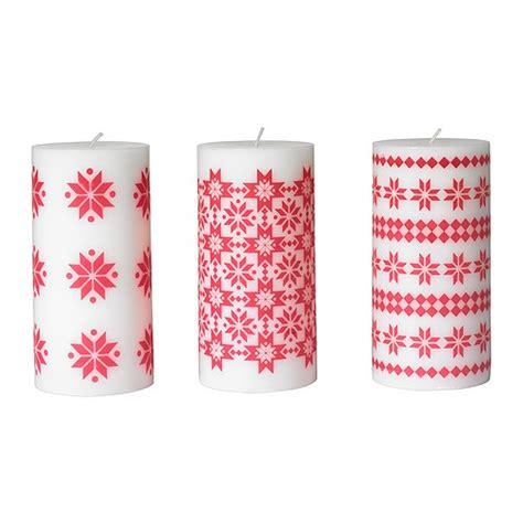 ikea candele candele ikea design per il natale notizie it