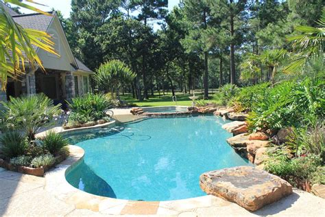tropical backyards tropical backyards with a pool home decorating ideas
