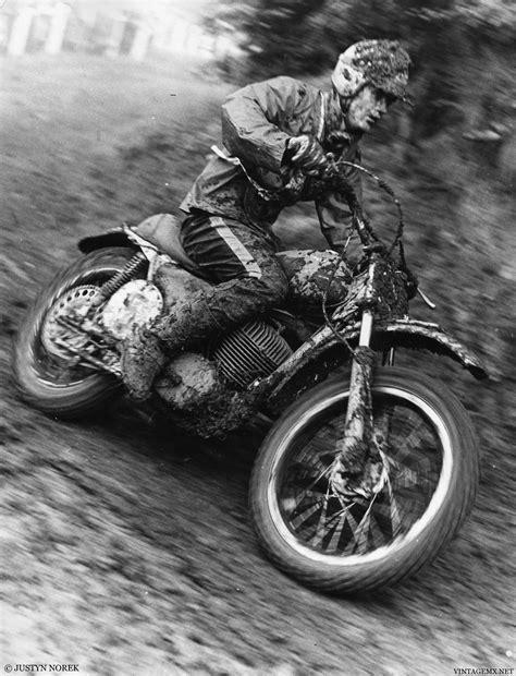 retro motocross ake jonsson swedish vintage motocross chion