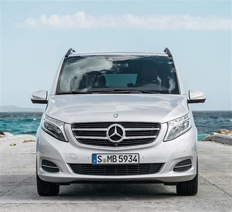 Mb V Class by The V Class The Spacious Sedan With The Mercedes