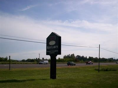 restlawn funeral home and cemetery near salem oregon