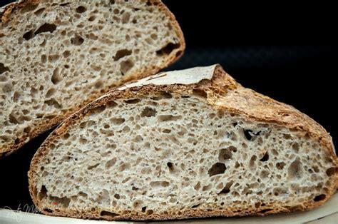 di grani antichi e pane con pasta madre pane senza impasto no knead bread con mix di grani teneri pasta madre lover pane a
