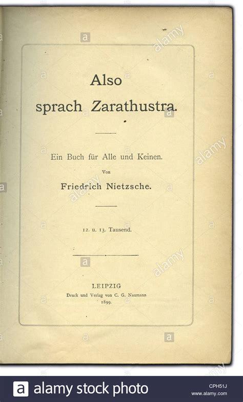 also sprach books friedrich nietzsche quot also sprach zarathustra