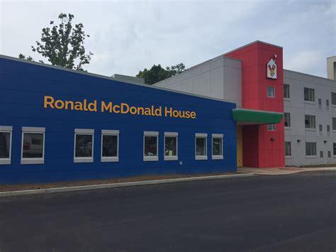 Wv Metronews Dedication Ceremony Held For New Ronald Ronald Mcdonald House