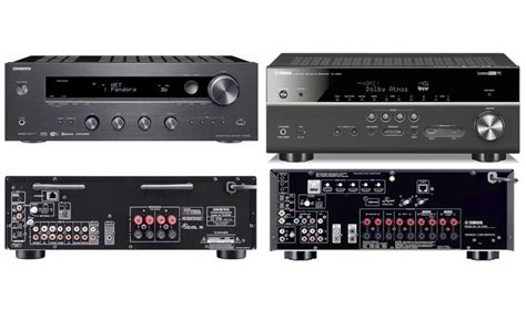 difference  home theater  stereo receivers