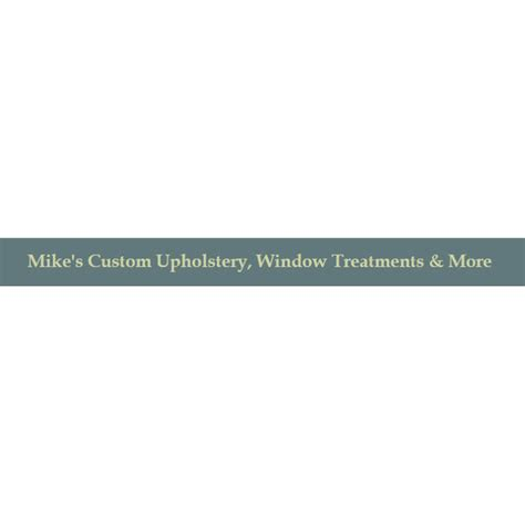 Mikes Upholstery by Mike S Upholstery In Cliffside Park Nj 201 941 3