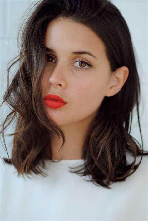 hairstyles brunette long 15 popular brunette bob hairstyles short hairstyles 2017