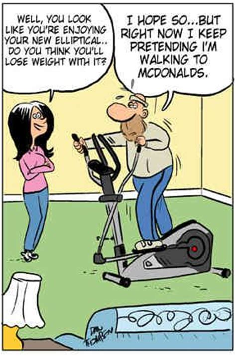 st e weight management do you like the elliptical lol humor fitness