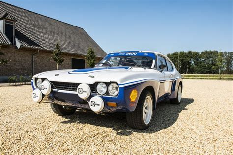 Rally Autos 1970 by Ford Capri Rs 2600 Rally Uitvoering 1970 Catawiki