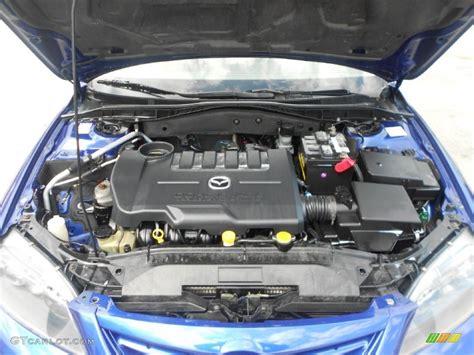 2004 mazda mazda6 i sport sedan 2 3 liter dohc 16 valve 4
