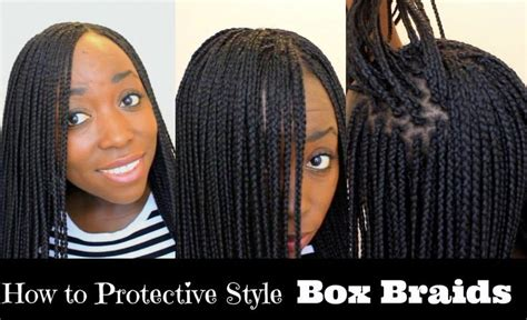 sealing ends of box braids how to box braid your own hair feather tips and seal box