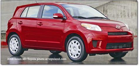 scion xd car scion xd car review