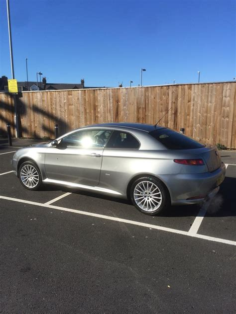 Alfa Romeo Gt For Sale by Alfa Romeo Gt 2 0 Jts For Sale