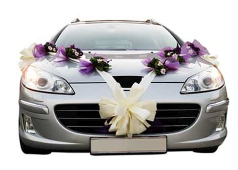 car decorations wedding car decorations sang maestro