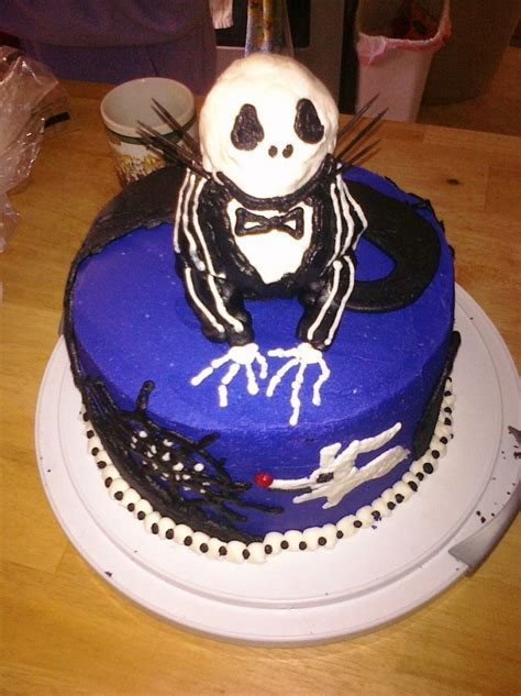Jack Skellington Cakes ? Decoration Ideas   Little