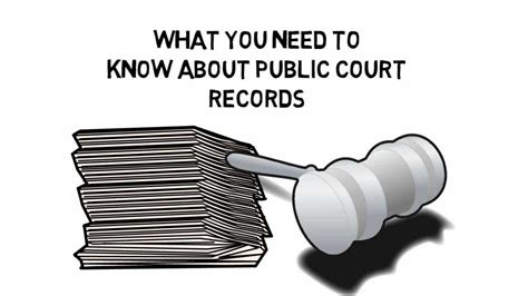 Municipal Court Records Court Records Background Checks And Search