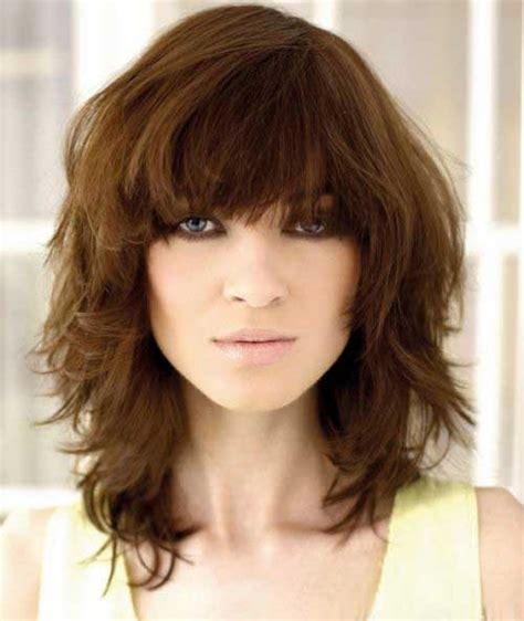 curly hair soft wedge layered with bangs short curly haircuts 2014 2015 short hairstyles 2017