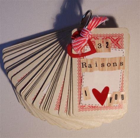 Cadeau Valentin Fait by Diy Un Cadeau Fait Maison Pour La Valentin
