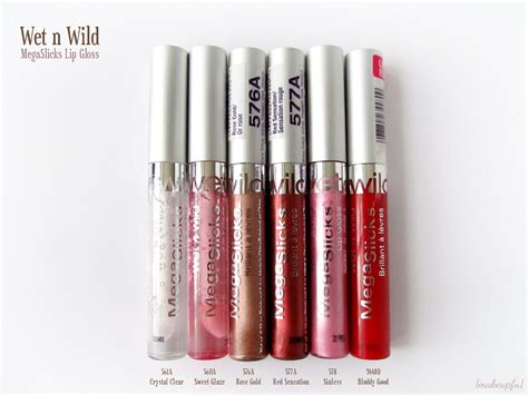 Harga Gloss Clear n mega slicks lip gloss bronze berry daftar