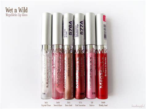Harga Clear Gloss n mega slicks lip gloss bronze berry daftar