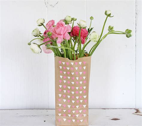 How To Make A Paper Vase by 12 Gorgeous Diy Vases You Can Actually Make Huffpost