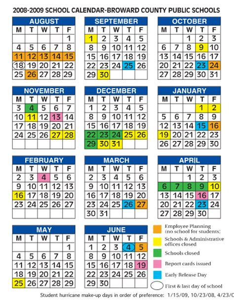 Broward School Calendar Calendar Broward College 2017 2018 Cars Reviews